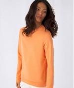 Women's French Terry Set In B&C Sweatshirt