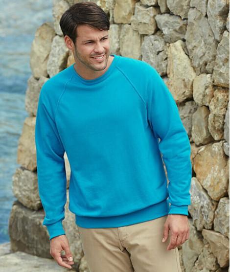 Lightweight Sweatshirt  Fruit of the Loom