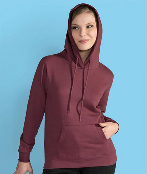 Ladies Hodded Sweatshirt SG 27F