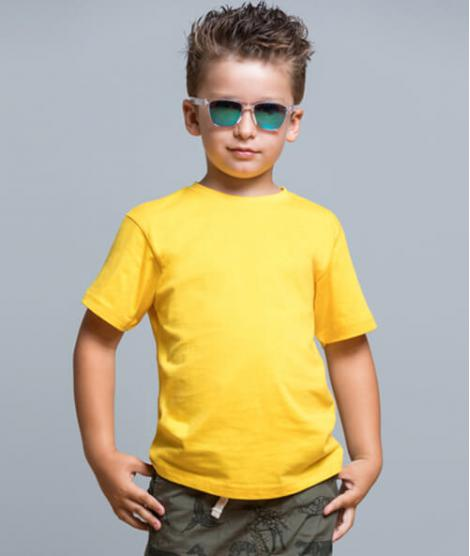 Kids JHK Basic T-shirt TSRK 150