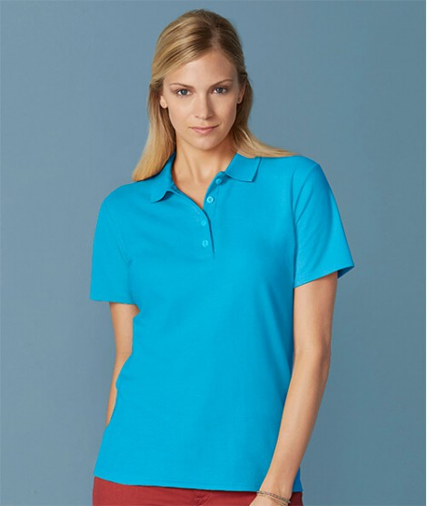 Woman's Polo Softstyle Gildan