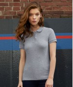 Women Organic Inspire Polo Shirt