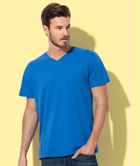 Classic V-Neck T-shirt Stedman