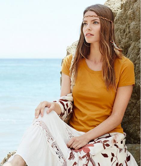 Women's T-shirt Janet Stedman